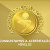 ONA certifica Hospitalar ATS Acreditado Excelência - Única empresa de Atenção Domiciliar no Sul do País.