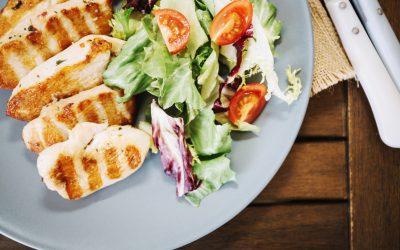 Acompanhamento nutricional para o envelhecimento bem-sucedido