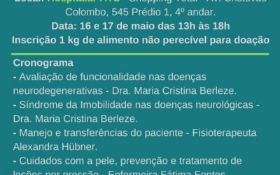 Hospitalar ATS ofecere capacitação nos dias 16 e 17 de maio